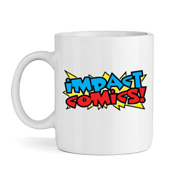 Impact Colour Star Coffee Mug Thumbnail