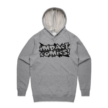 Impact Black Star -  AS Colour - Premium Women's Hood 2 Thumbnail