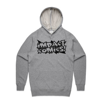 Impact Black Star -  AS Colour - Premium Women's Hood Thumbnail